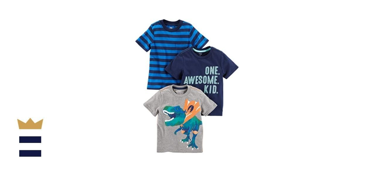 Simple Joys by Carter's Toddler Boys' Graphic Tees