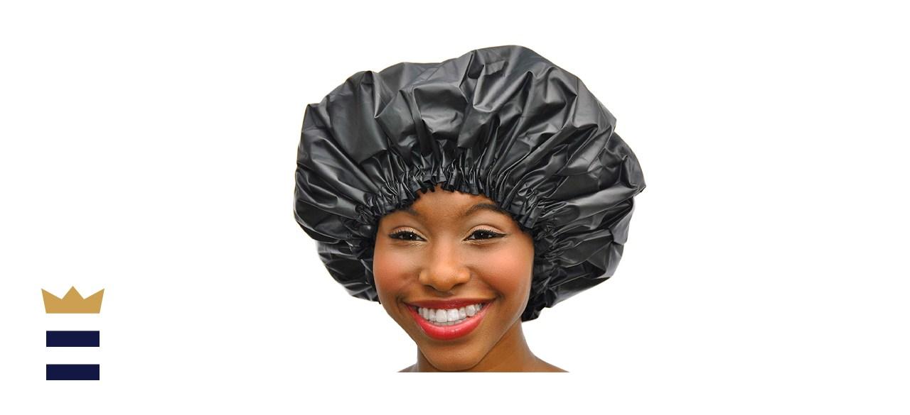 Simply Elegant Adjustable Large Shower Cap