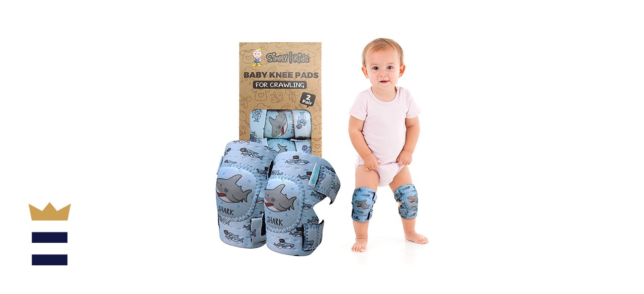 Simply Kids Store Baby Knee Pads for Crawling