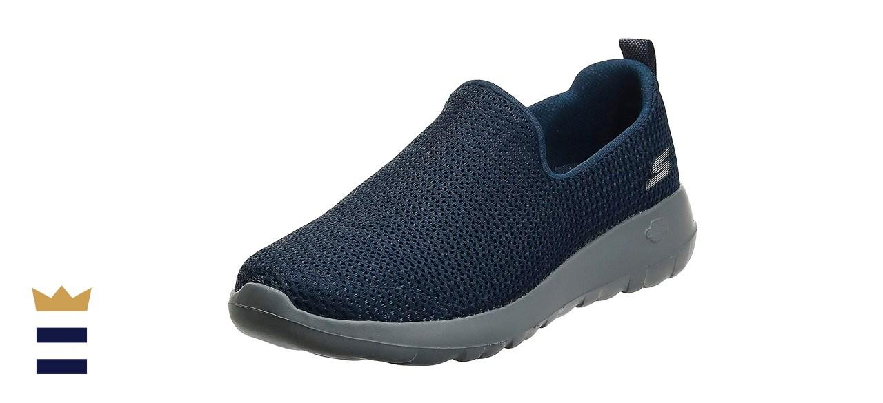 Skechers Go Max-Athletic Air Mesh Slip-On Walking Shoe