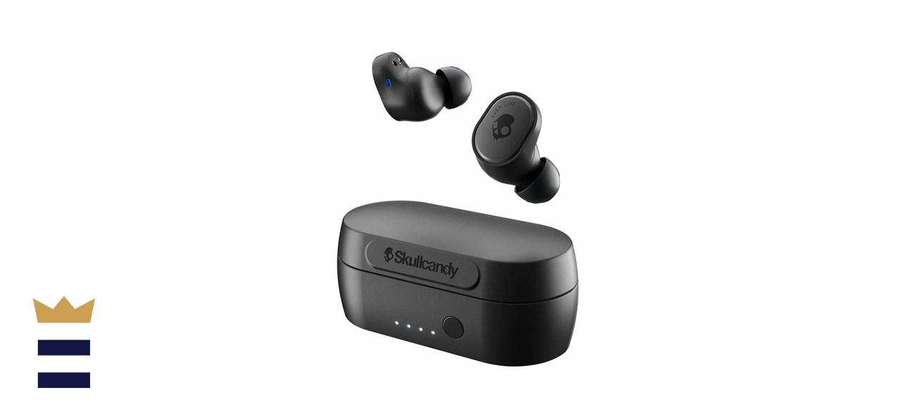 Skullcandy Sesh Evo True Wireless In-Ear Earbuds with Wireless Charging Case