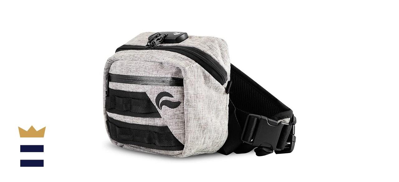 Skunk Kross Smell Proof Fanny Pack Hipster Bag