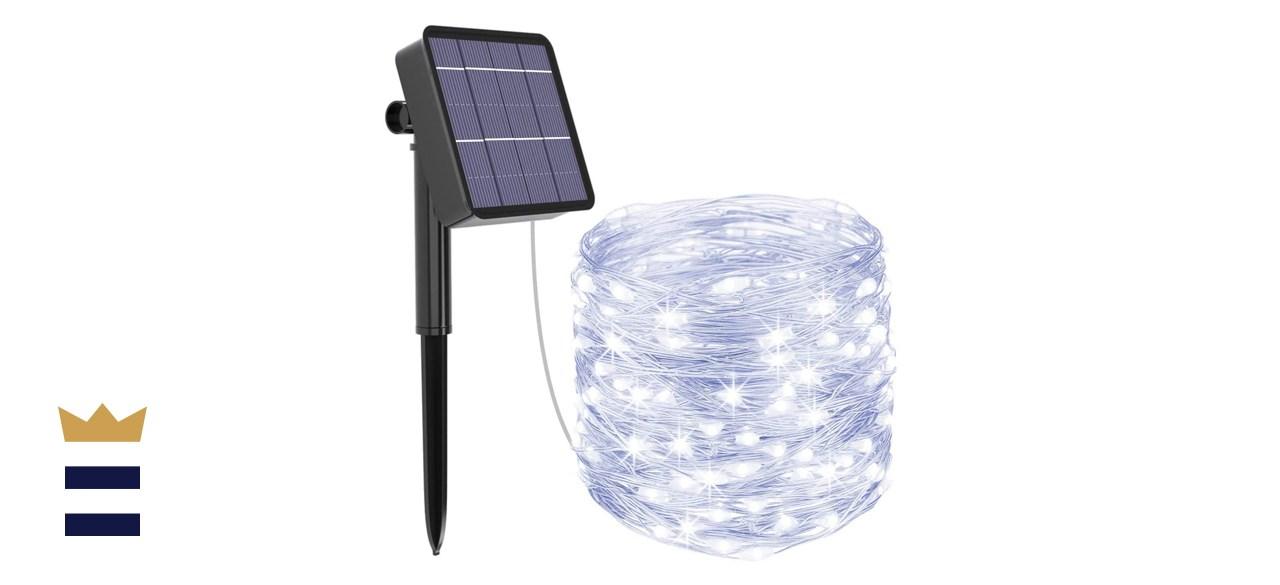 Slyuexu Solar Fairy Lights