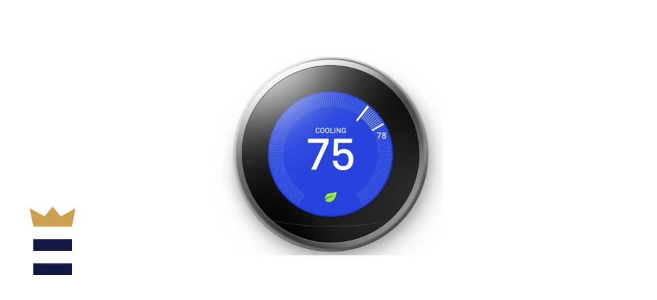 Nest Learning Thermostat - Smart Wi-Fi Thermostat