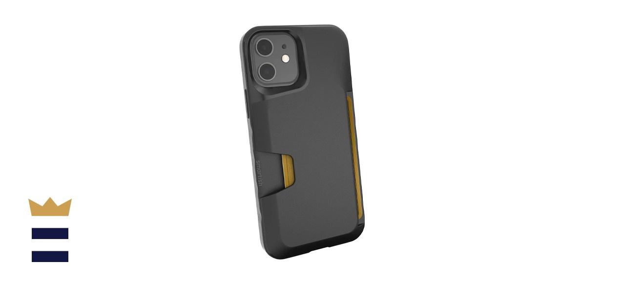 Smartish iPhone 12/12 Pro Wallet Case