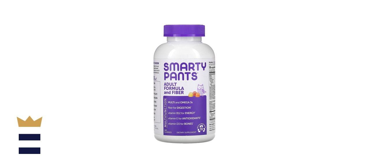 Smarty Pants Adult Formula and Fiber Multifunction Gummies