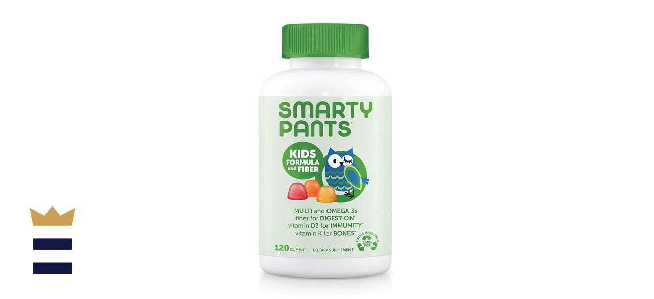 SmartyPants Kids Formula & Fiber Daily Gummy Multivitamin