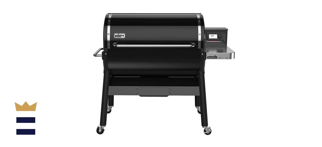 Weber 23510201 SmokeFire EX6