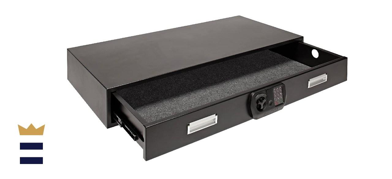 SnapSafe Under Bed Safe for Gun Storage and Security