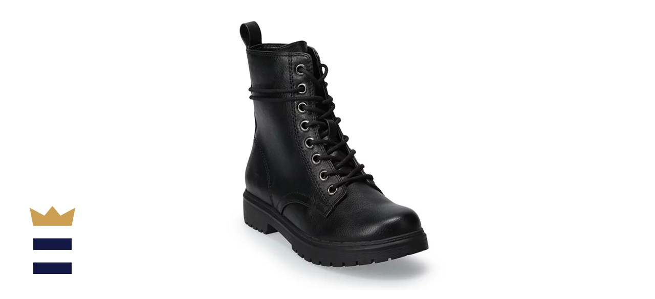 SO Bowfin Combat Boot