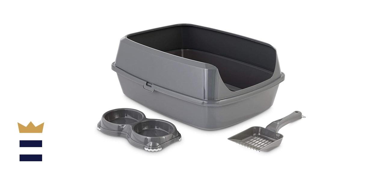 So Phresh Grey Litter Box Starter Bundle