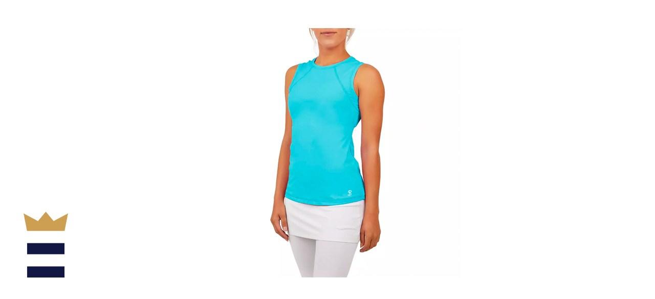 Sofibella Women's UV Colors Tank Top