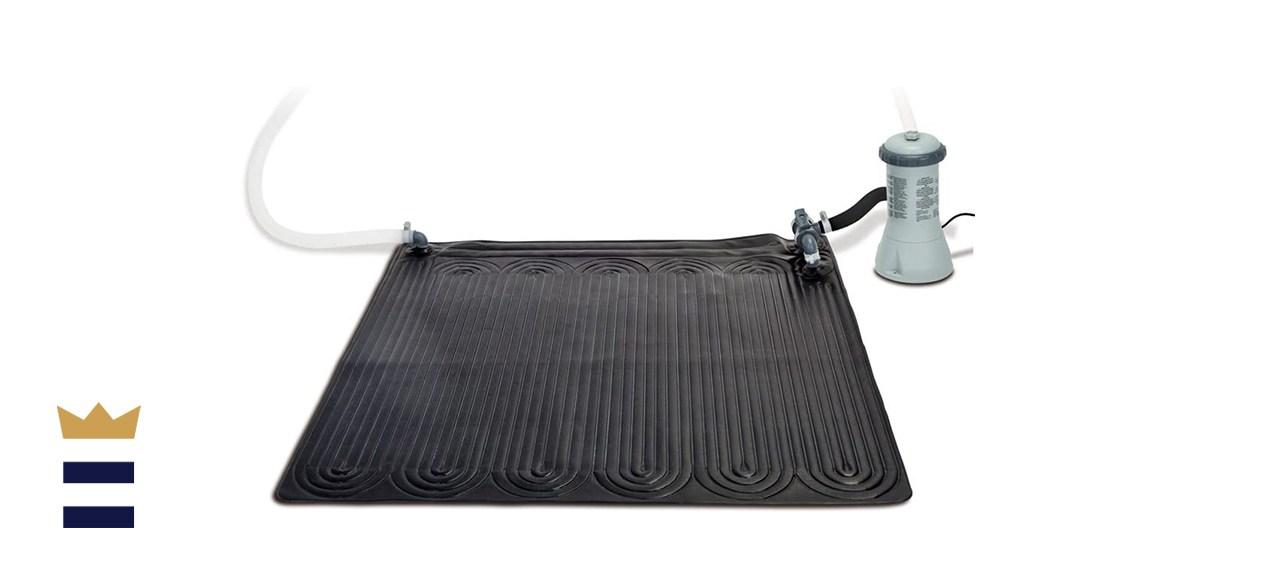 solar heating mat