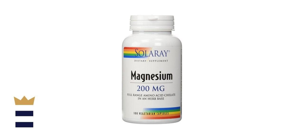 Solaray Magnesium, 200 mg