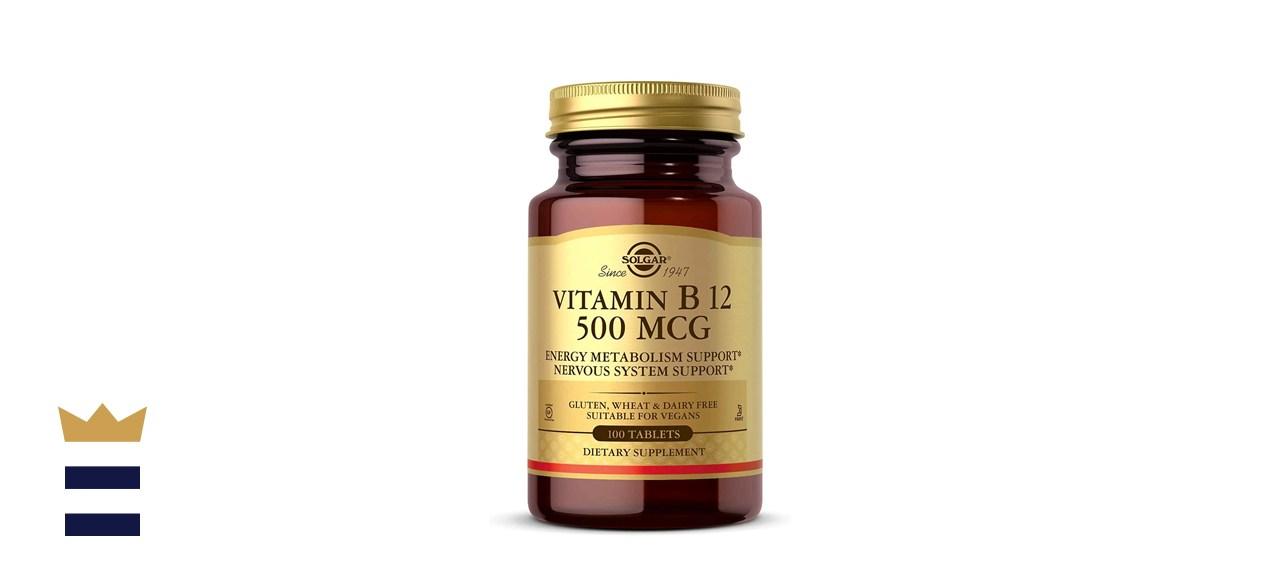 Solgar Vitamin B12 Tablets