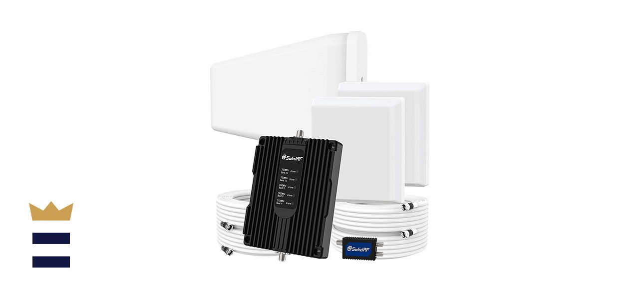 SolidRF Signal Plus Cell Signal Booster