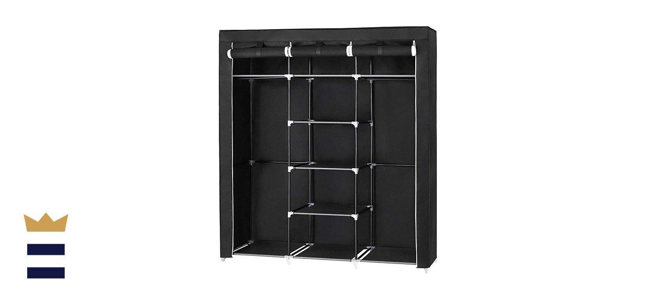 SONGMICS' Double-Rod Portable Closet
