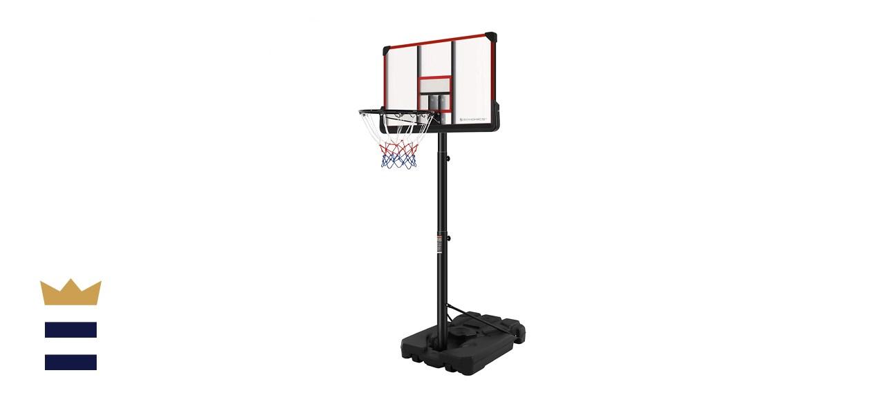 SONGMICS Portable Basketball Hoop