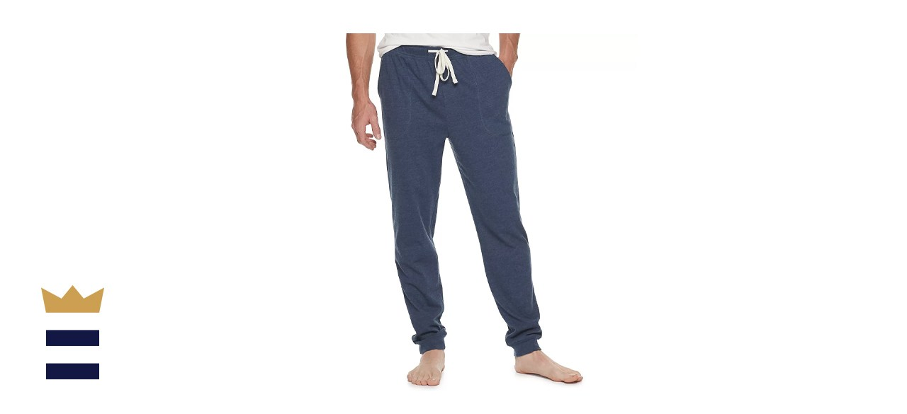 Sonoma Goods for Life Jersey Pajama Jogger