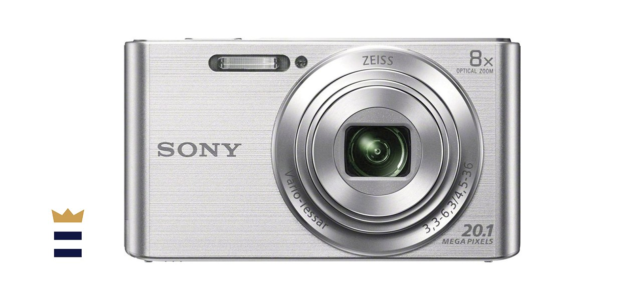 Sony DSC-W830 20.1-Megapixel Digital Camera