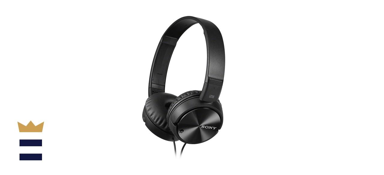 Sony MDRZX110NC Noise-Canceling Headphones