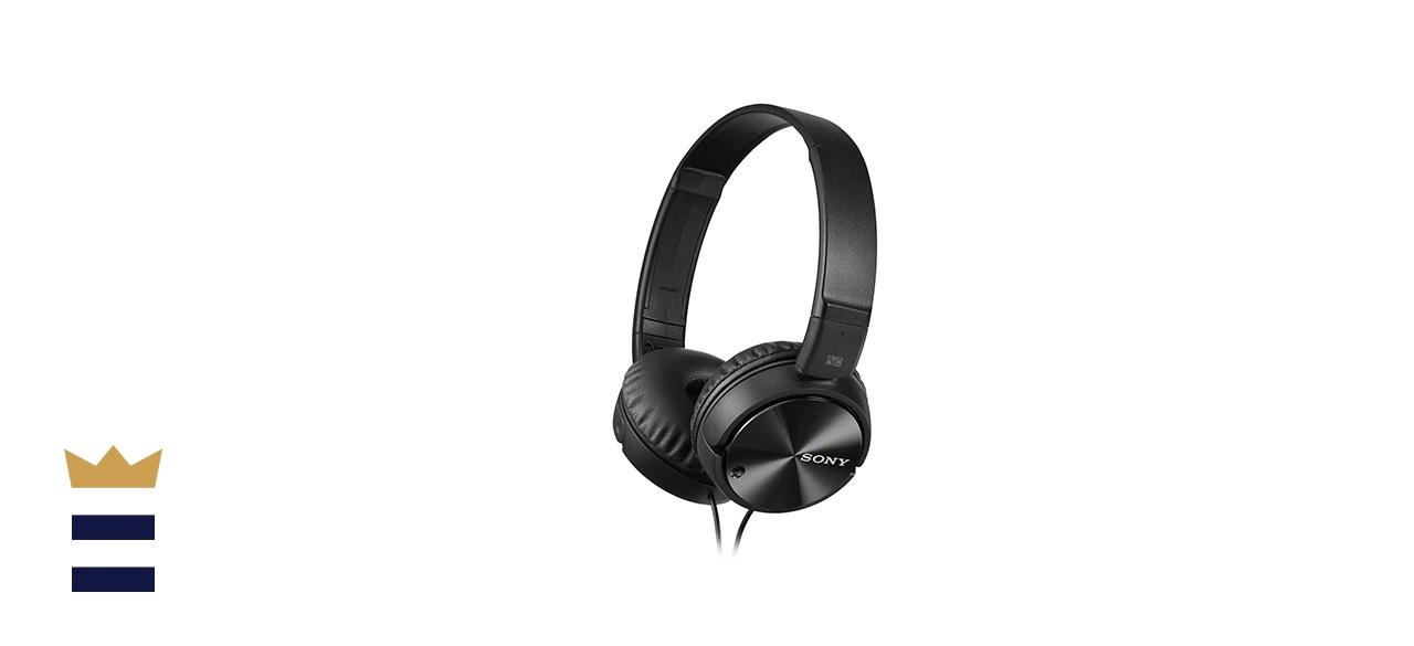 Sony's MDRZX110NC Noise-Canceling Headphones