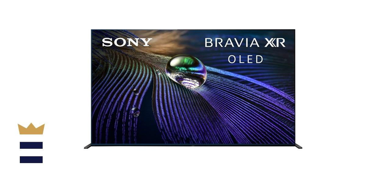 Sony's OLED 4K TVs