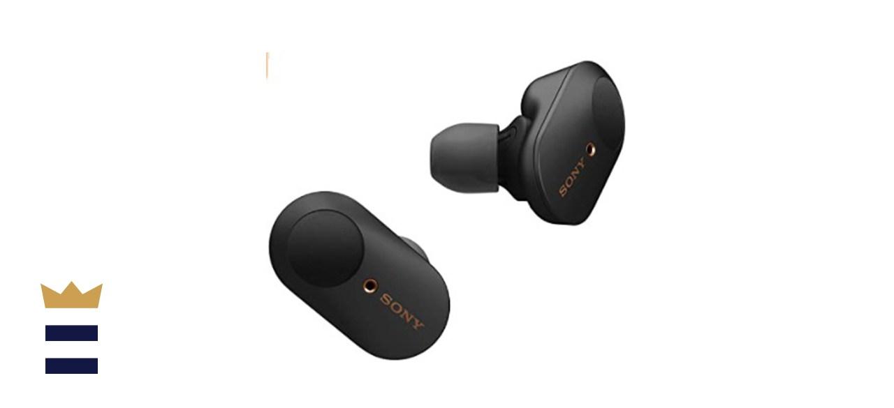 Sony WF-1000XM3 Noise Canceling Truly Wireless Earbuds