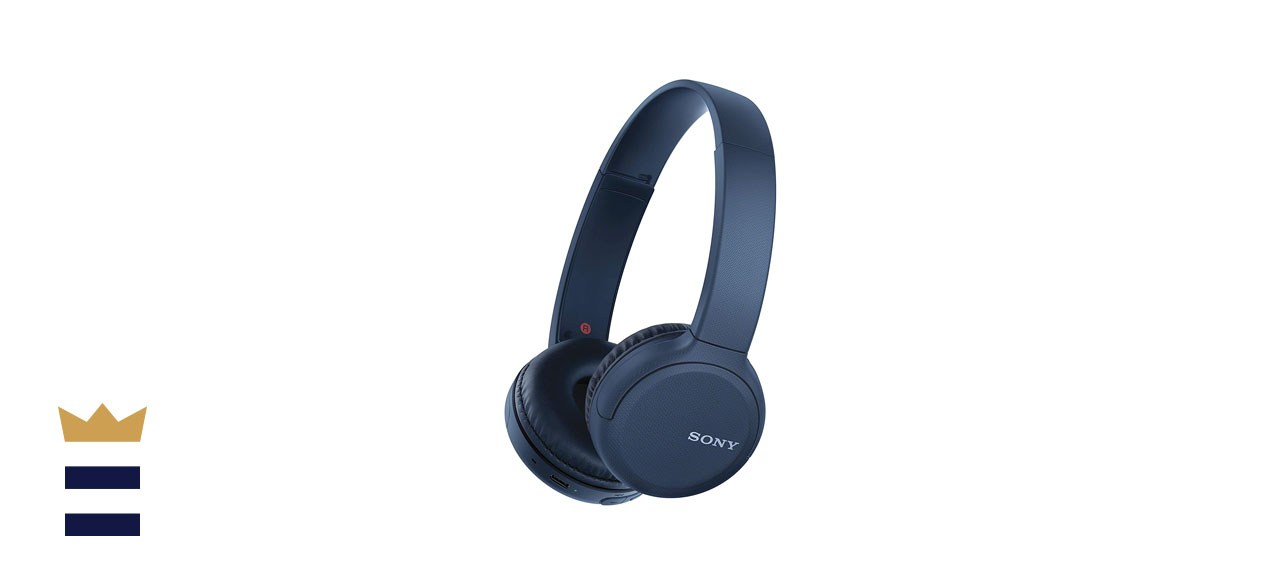 Sony Wireless Headphones WH-CH510 Wireless Bluetooth On-Ear Headset with Mic