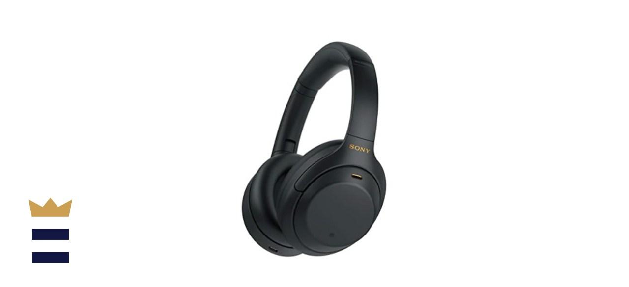 Sony Wireless Noise-Canceling Overhead Headphones with Mic