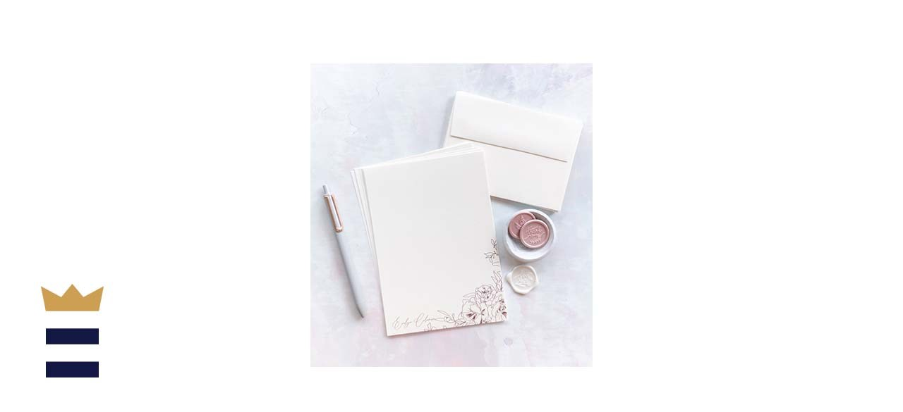 Sophisticated Letter Writing Set by Lamaworks