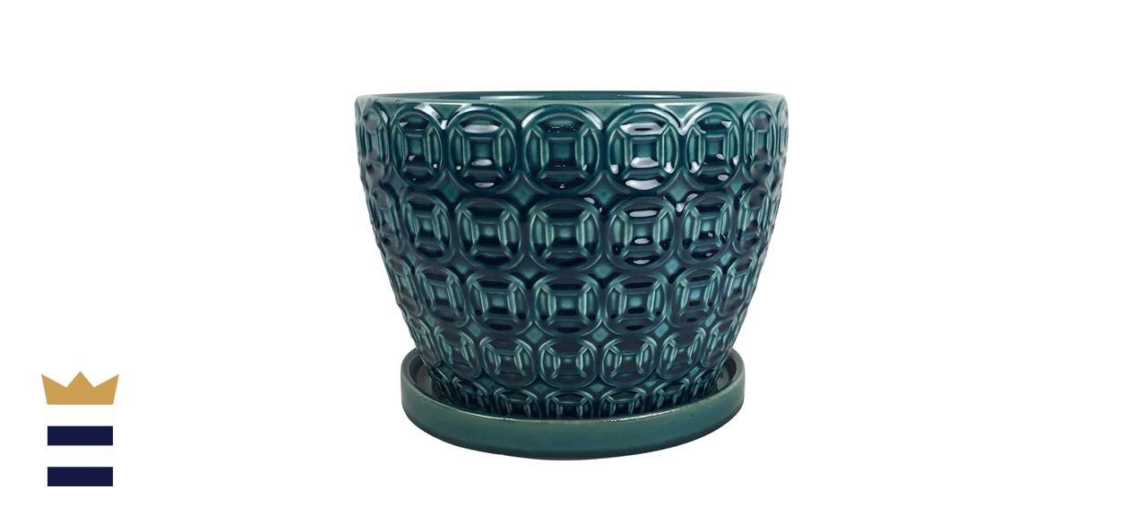 Southern Patio Mayer Ceramic Planter