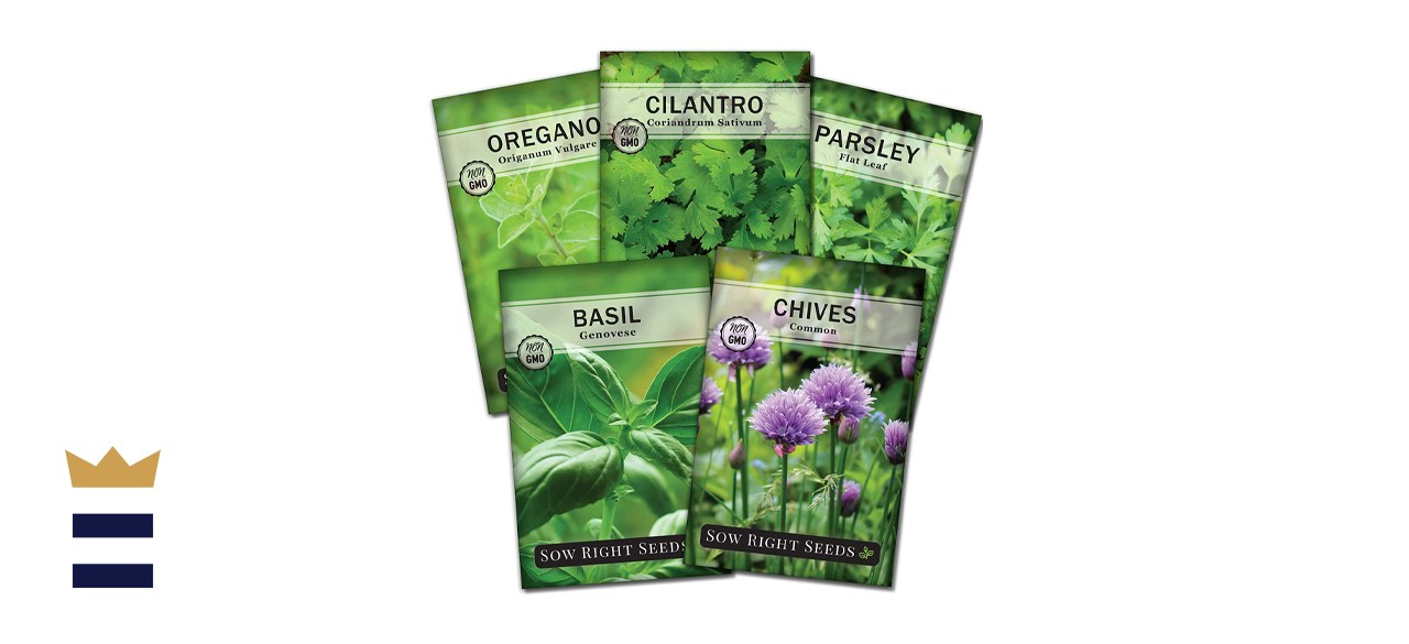 Sow Right Seeds Non-GMO Herb Seeds