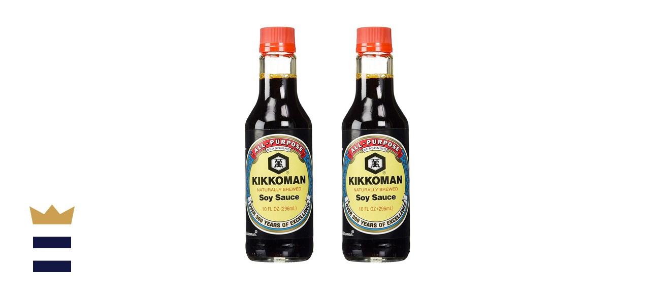 Kikkoman Soy Sauce (10 oz.)