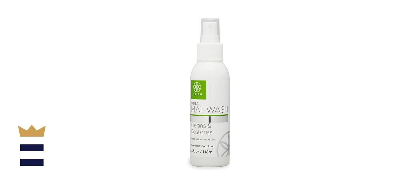 Gaiam Yoga Mat Cleaner Spray (4oz)