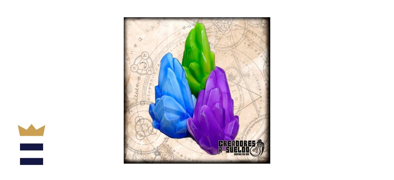 LARP magic foam spell: Magic Shard