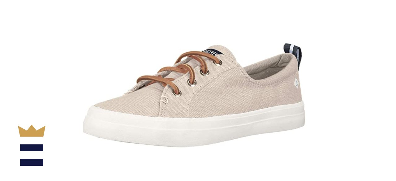 Sperry Women's Crest Vibe/Discontinued Sneaker