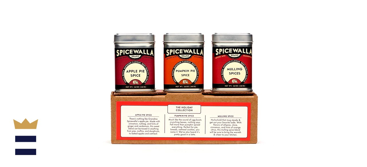 Spicewalla Holiday Spice Set 3 Pack