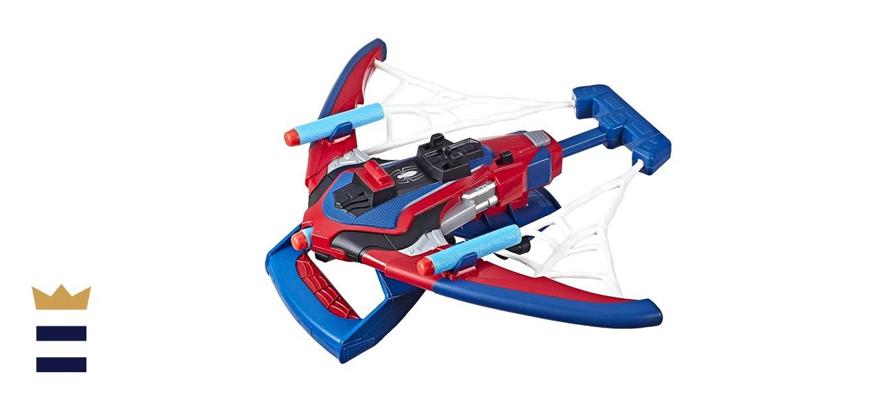 Spider Man Web Shots Spiderbolt Nerf Blaster