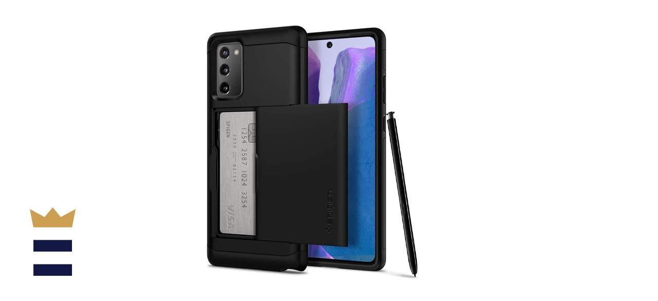 Spigen Slim Armor CS Designed for Samsung Galaxy Note 20 Case