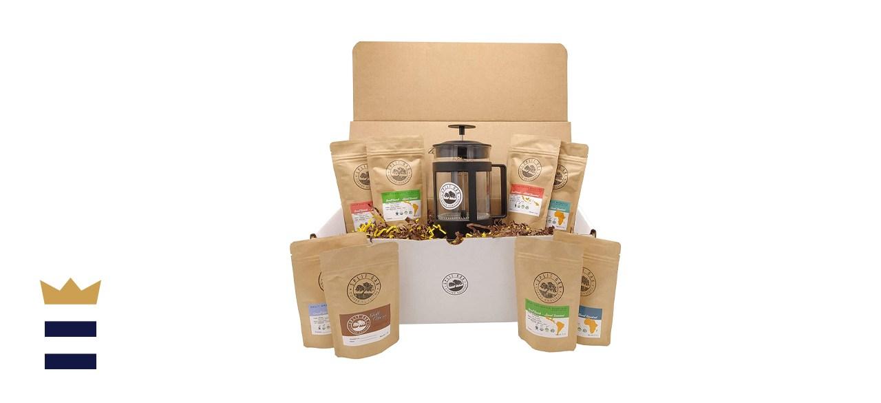 Split Oak Coffee Roasters Store Best Coffee Box Set