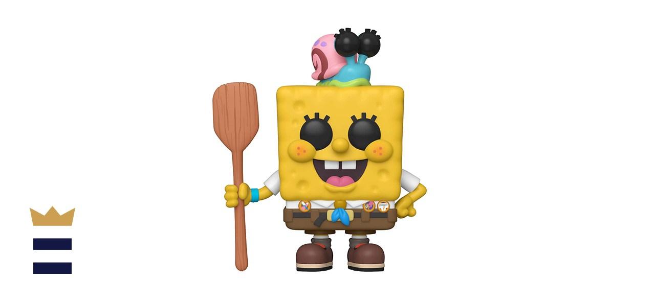 Spongebob Camping Gear
