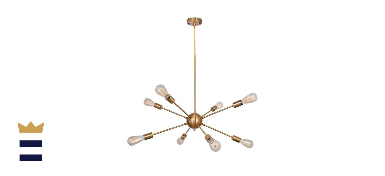 Sputnik Chandeliers 8 Lights Modern Pendant Lighting