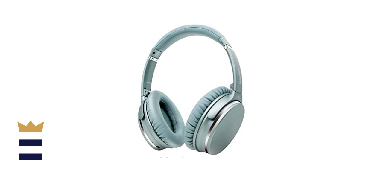 Srhythm Active Noise-Cancelling Stereo Headphones