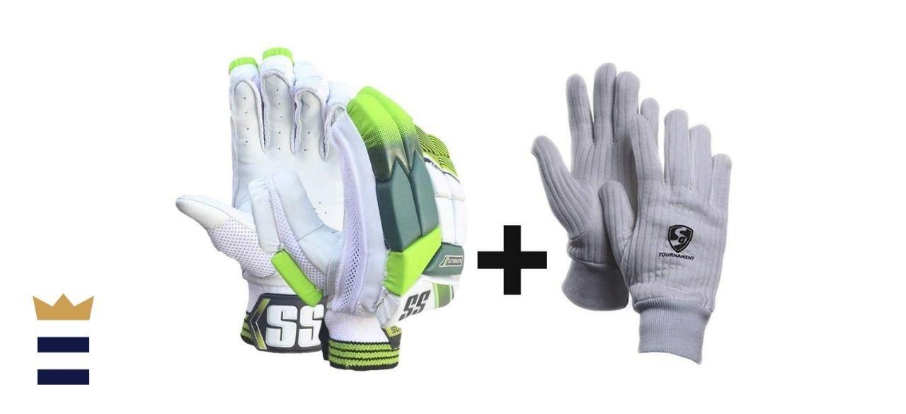 SS's Men's Superlite Pro Batting Gloves