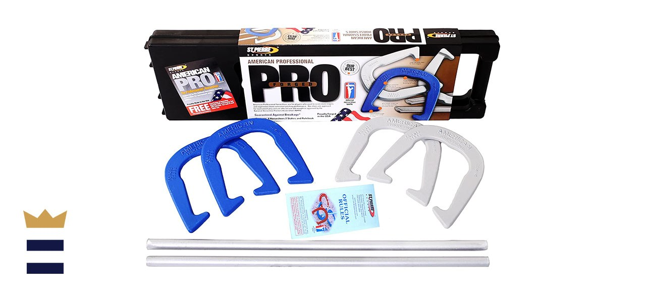 St. Pierre American Professional Series Horseshoes Set
