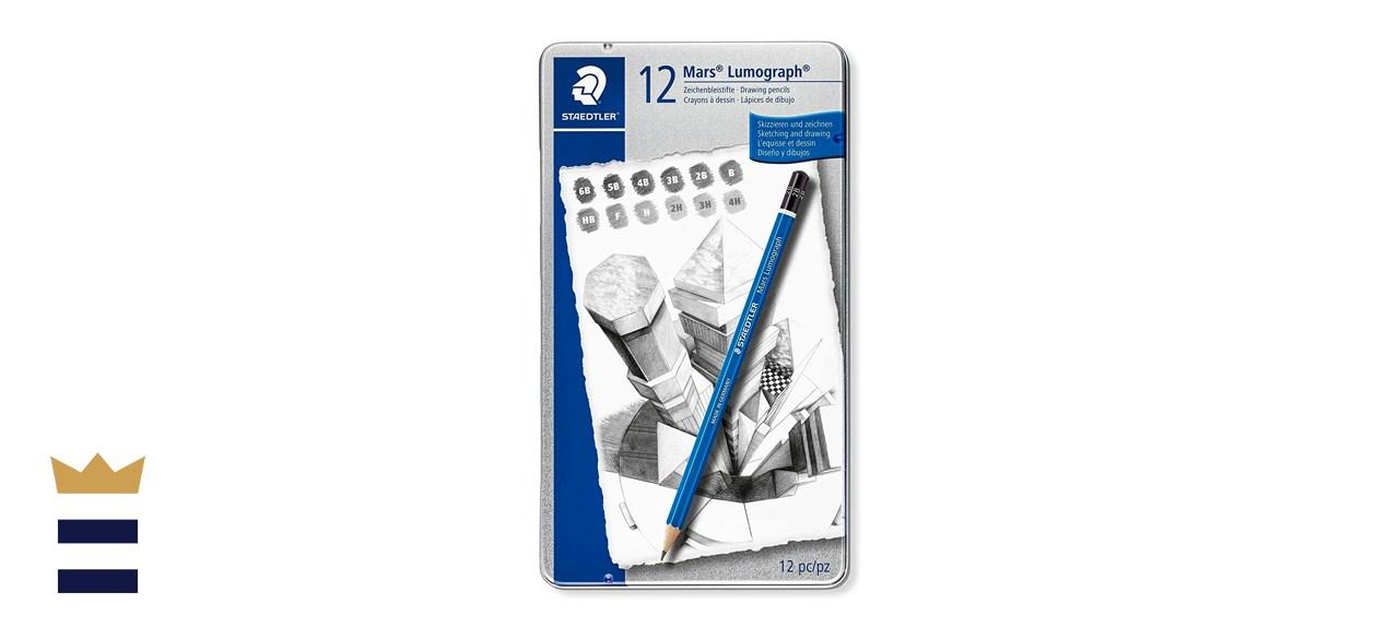 Staedtler Mars Lumograph Art Pencil Set