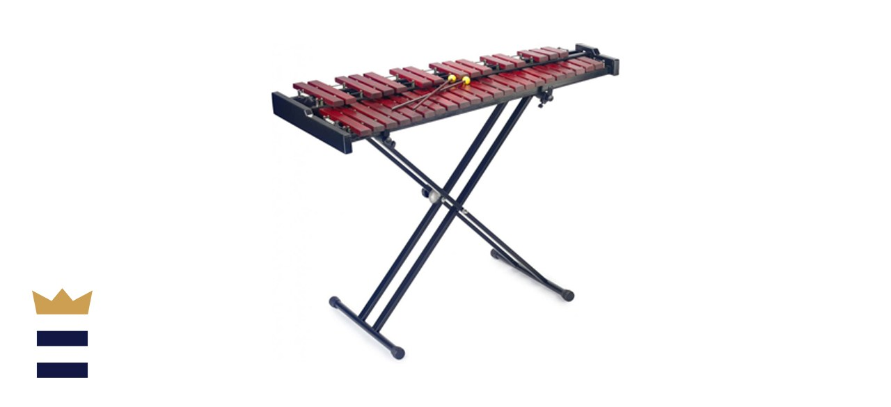 Stagg XYLO-SET 37 HG Professional Xylophone Set with Stand and Bag