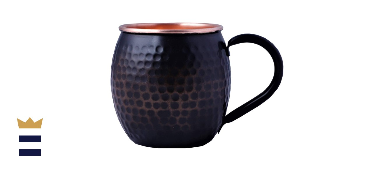 Staglife Antique Matte Moscow Mule Copper Cups