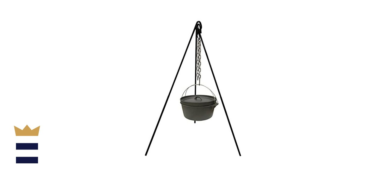 Stansport Cast Iron Camping Tripod